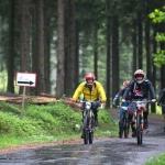 Jan Bronczek a Luboš  Mošnička /GALAXY CYKLOŠVEC STEVENS/ absolvovali první závody