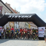 Jan Fojtík vyhrál ITMS plast Náměšťský Cyklomaraton – 2. závod Galaxy Stevens série 2018