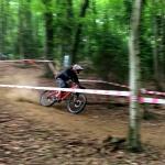 Jan Bronczek 3. místo na GERGEL Wood Bike Series Všemina 2018