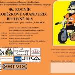 46. ročník Koloběžkové Grand Prix Bechyně 2018