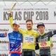 Hampl celkově druhý v Kalas Cupu 2018