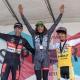 Emil Hekele v Japonsku na stupních vítězů