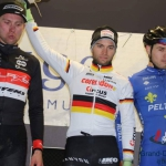 Emil Hekele /Galaxy CykloŠvec Stevens/ dojel v Lucembursku na 2. místě