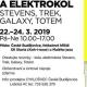 Pozvánka na testování kol a elektrokol 2019 Stevens, Galaxy a Totem