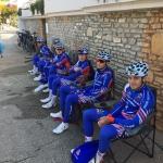 Kvalitní trénink a první závody v Chorvatsku