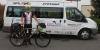 Vít Čenovský na kole Galaxy na Novém Zélandu
