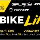 Pozvánka na stánek CYKLOŠVEC na výstavu Bike Life v Brně
