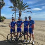 Soustředění ve Španělsku: kvalitní kilometry v teple