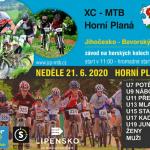 MTB závod Horní Planá 21. června