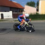 Telecký na Stevensu dvojnásobným medailistou z MČR, Mikulášková bere stříbro