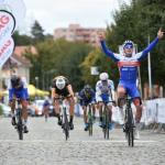 Štěpán Široký vítězí v Kyjově