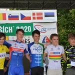 Štěpán Telecký: Mým snem je jednou startovat na Grand Tour