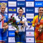 Olomoucká rodačka Sára Kaňkovská má stříbrnou medaili z ME