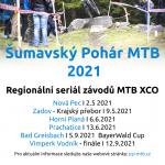 Šumavský pohár MTB 2021