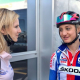 Korvasová na startu letošního WorldTour závodu – Strade Bianche